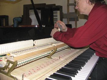 piano tuning tutorial