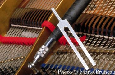 Learn how to tune a piano