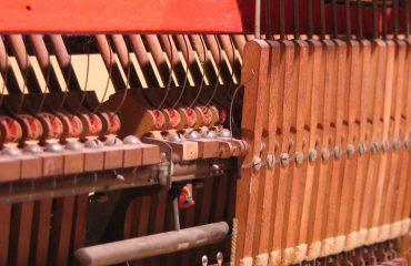 Piano action repairs