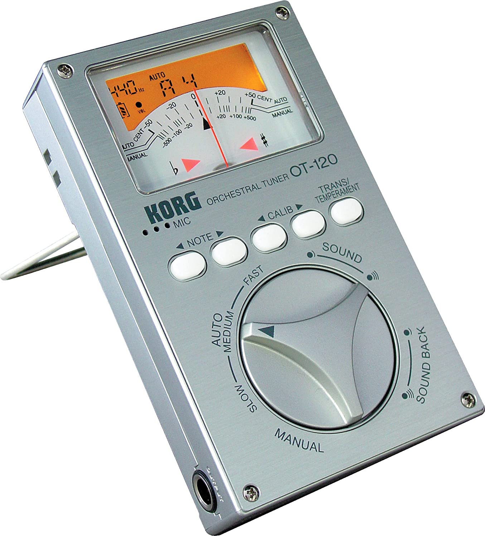 Korg OT-120 tuning device