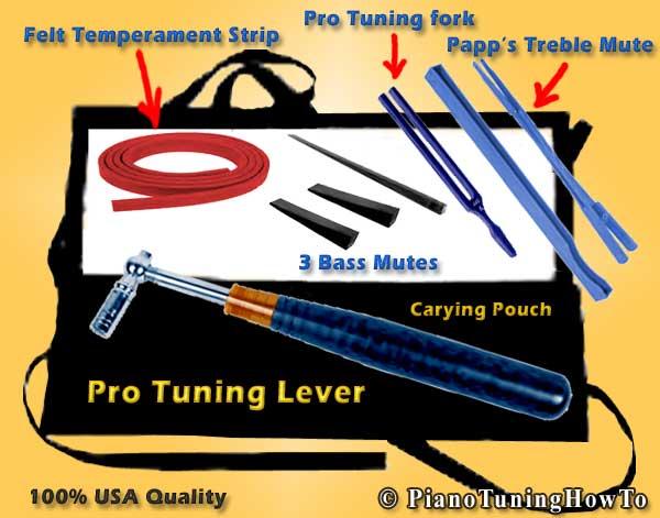 Standard tuning tool kit